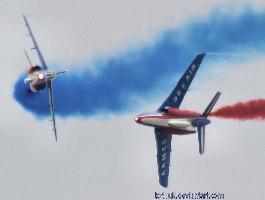 Patrouille De France 04 by tc41uk on DeviantArt