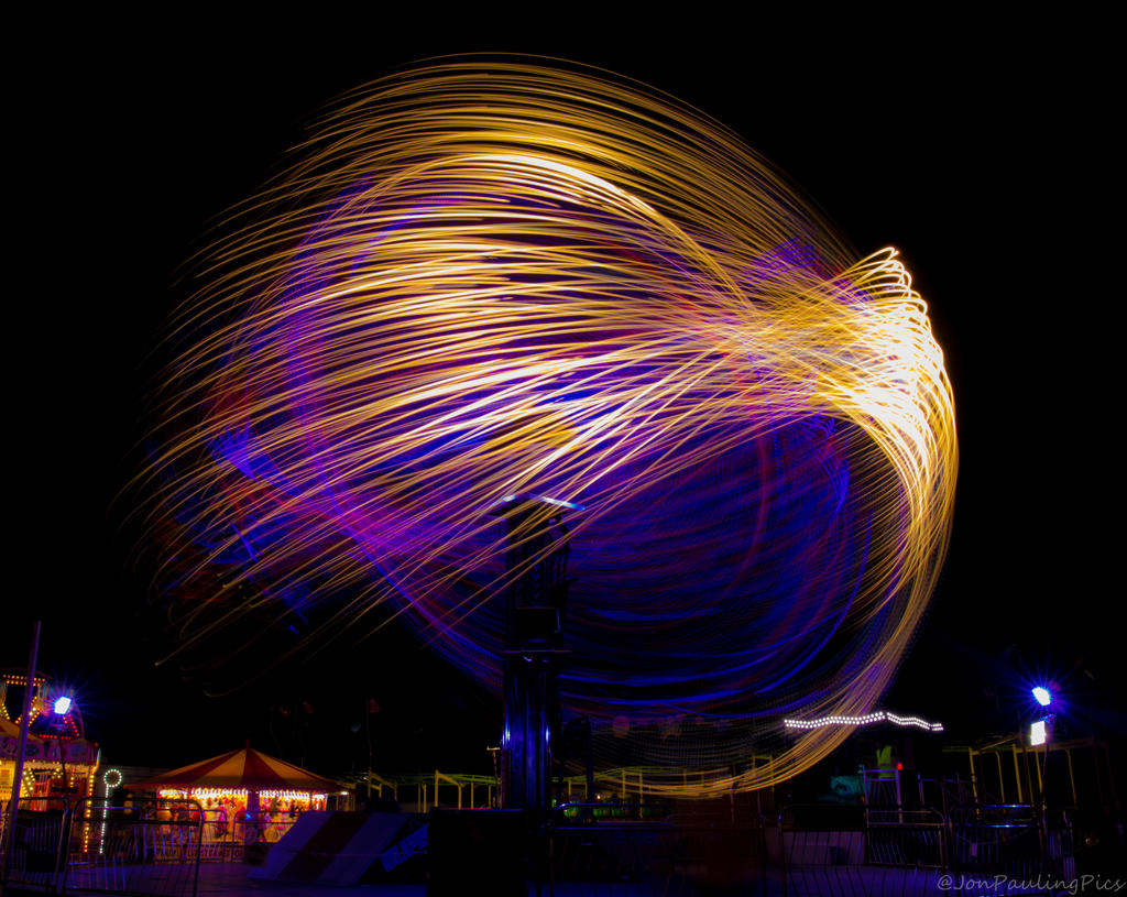 Fairground Fun by Mincingyoda