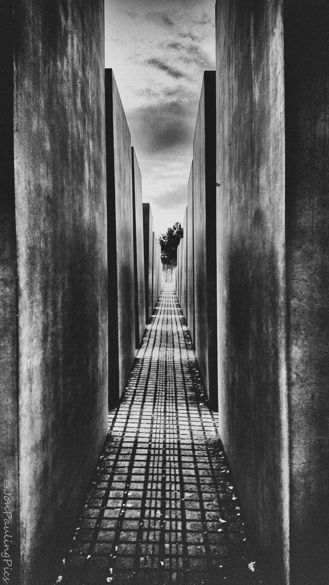 Berlin Memorial by Mincingyoda