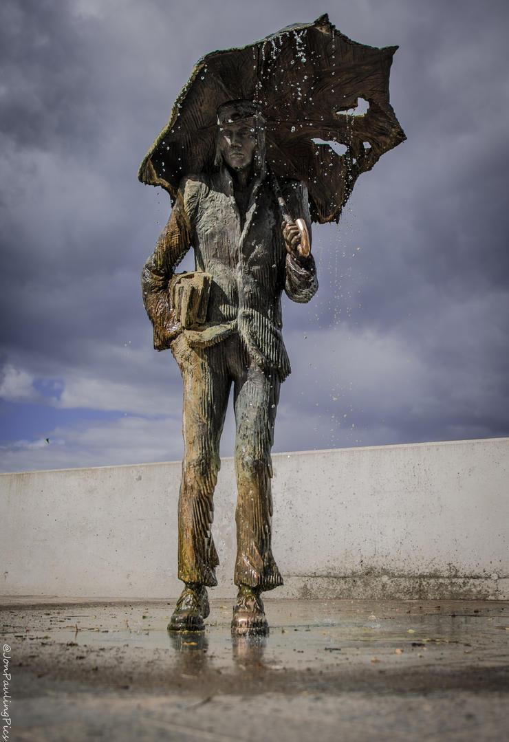 Rain Man by Mincingyoda