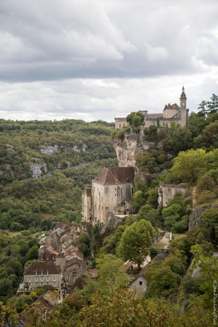 Rocamadour by Mincingyoda