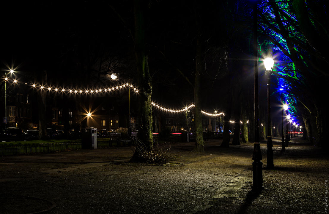 Embankmenting! by Mincingyoda