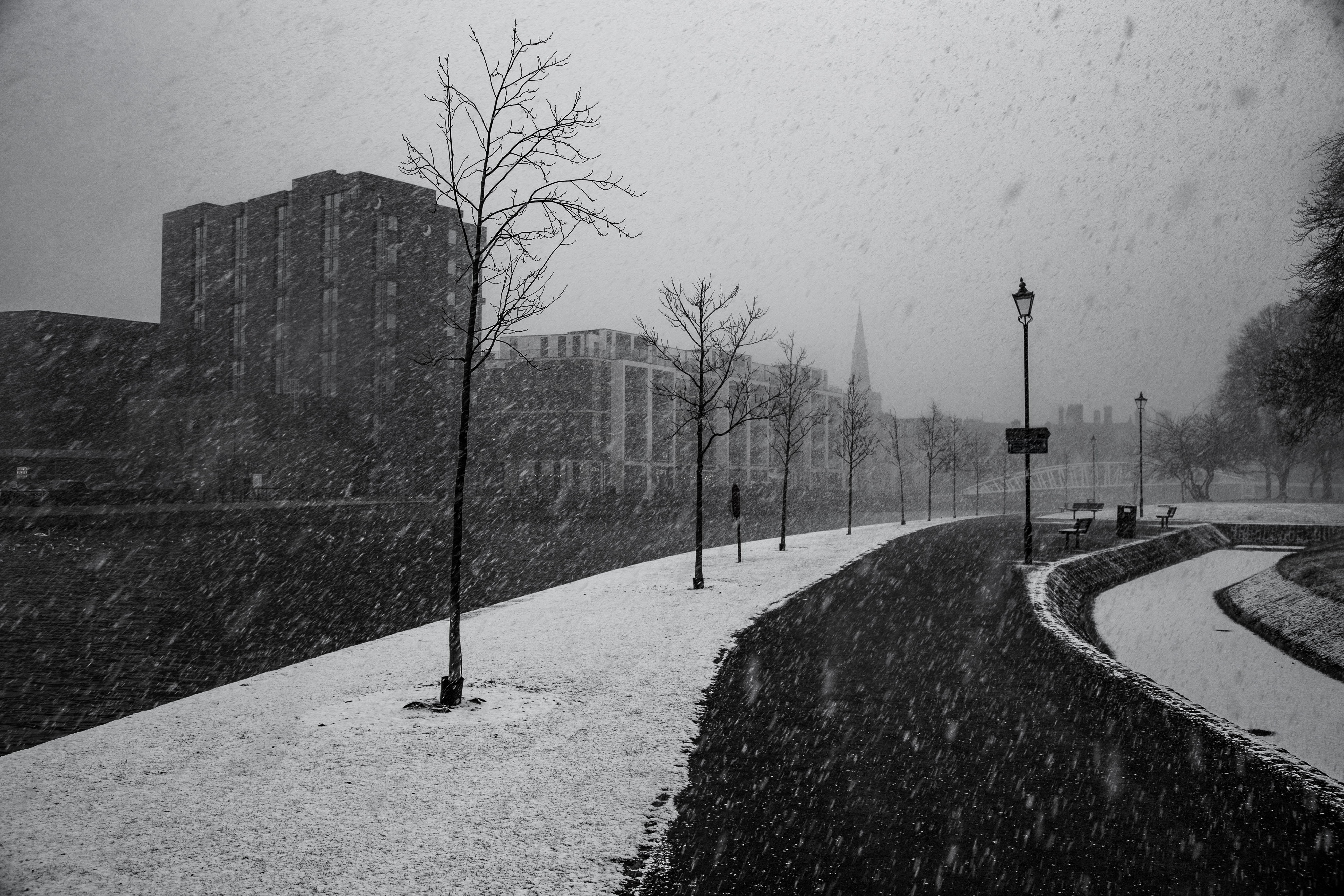 Slightly Snowy by Mincingyoda