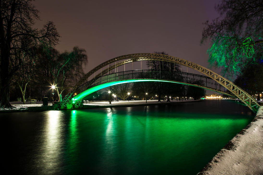 Bedford by Night! by Mincingyoda