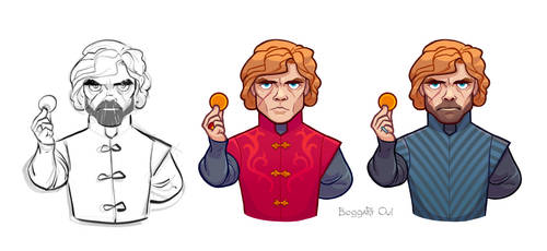 Tyrion changing
