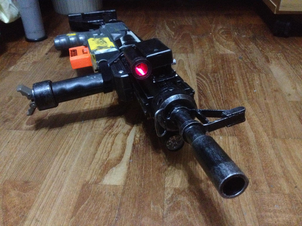 Nerf Recon M4 Carbine (WIP #1) by Gavinlimkj