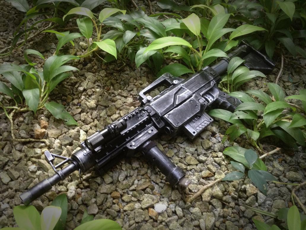 Nerf M4 Carbine Recon by Gavinlimkj