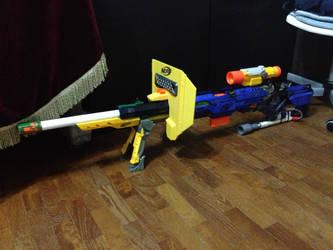 Air Tech 2000 Longstrike Sniper WIP by Gavinlimkj