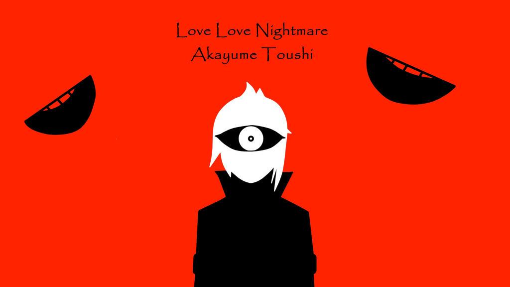 Love Love Nightmare Cover by Gin-Kaido