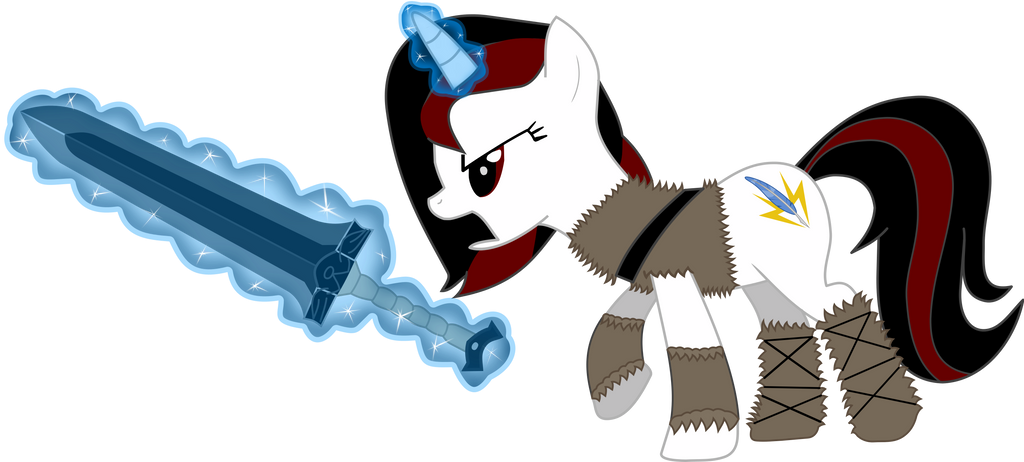 Sparky Inkheart Barbarian by shadowmjl
