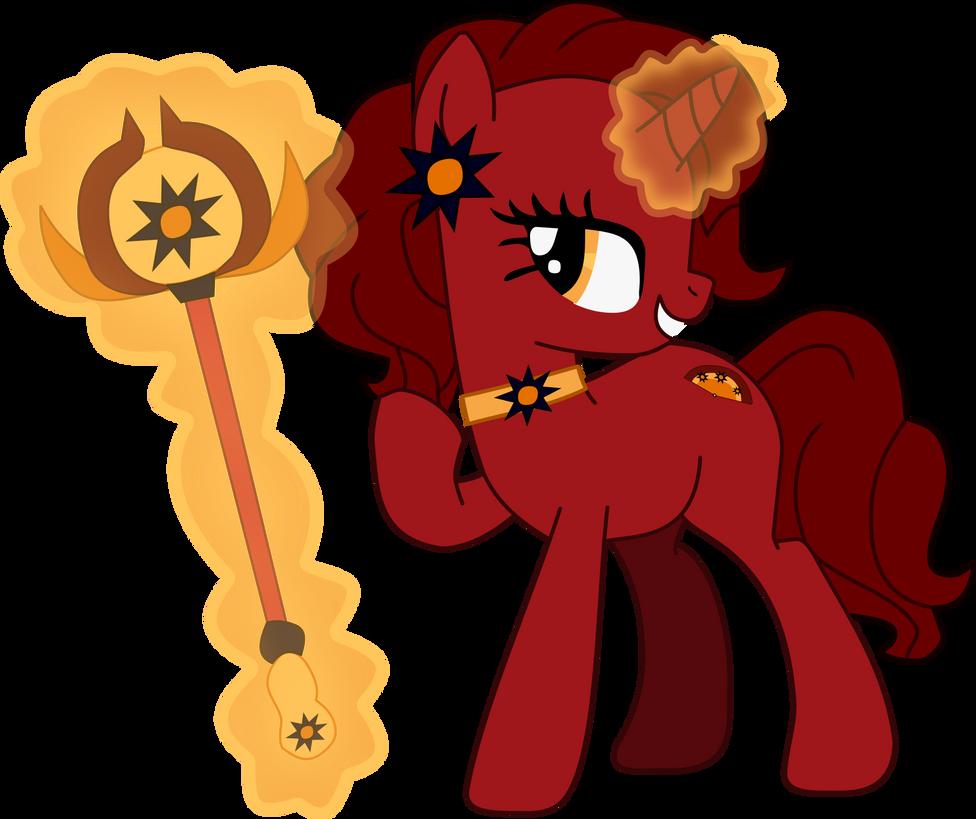 Asunta Pony by shadowmjl