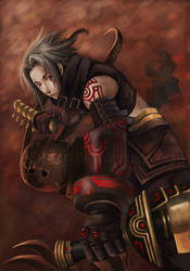 Haseo by eloel