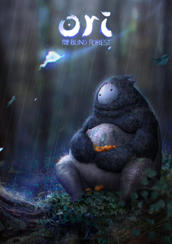 Naru - Ori and the Blind Forest