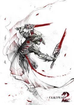 Guildwars2 Sylvari Revenant