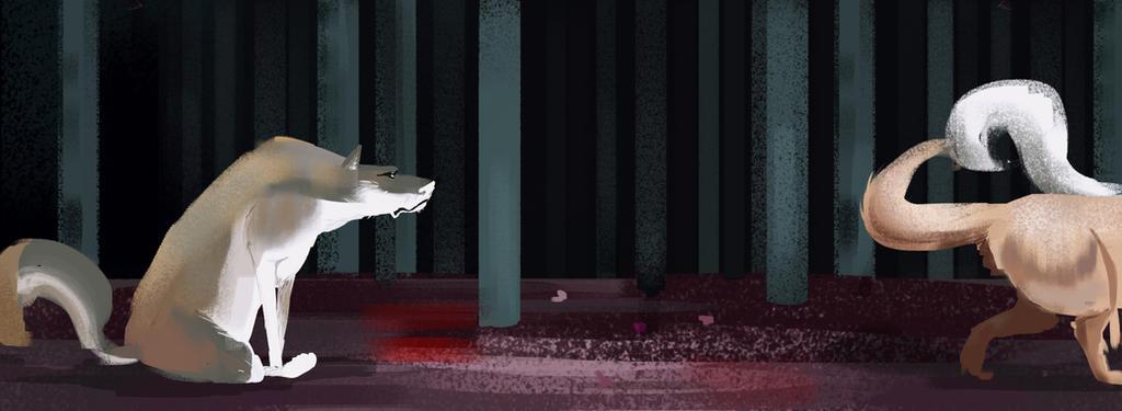Lone Wolf by ARTEdelCHAMAN