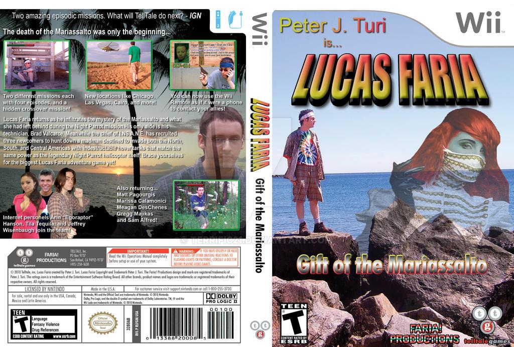 Lucas Faria Sequel by Terrific21