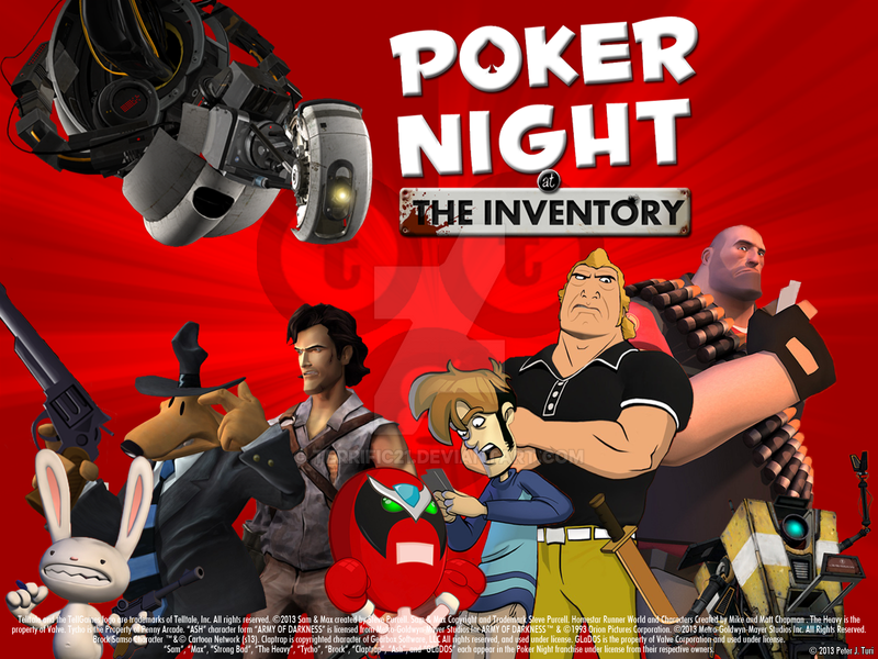 Poker night at the inventory 2 wiki