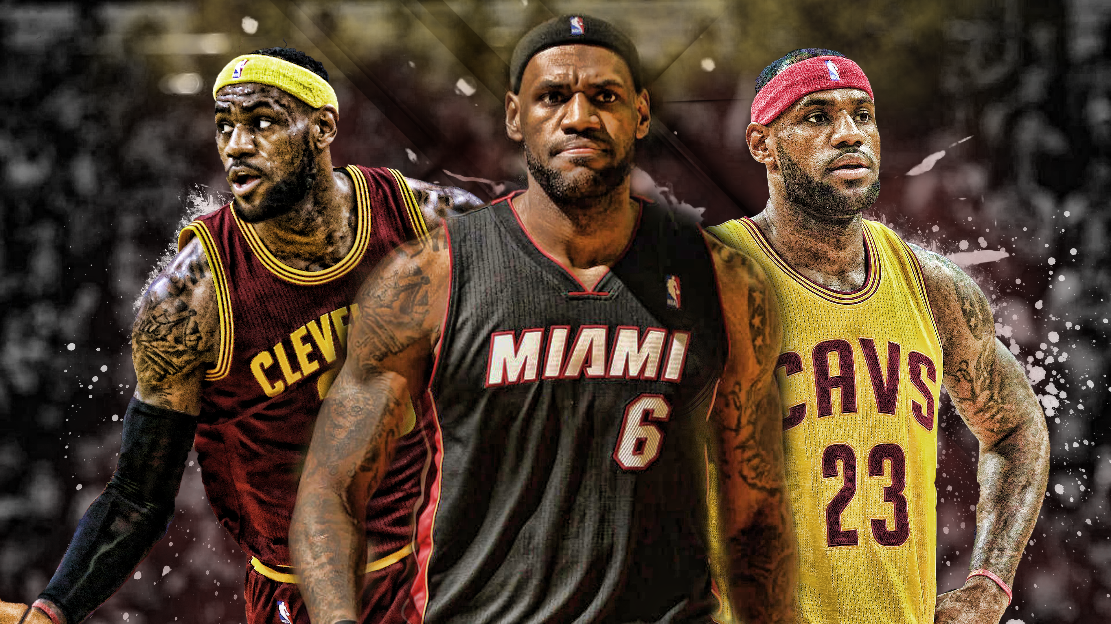 Heat-4K-Lebron-James-Wallpaper by