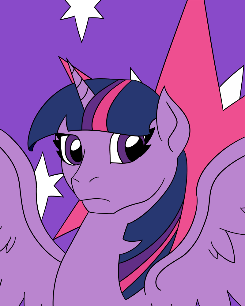 Twilight Sparkle by Skyraptor94
