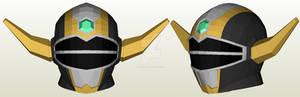 Magna Defender Helmet Pepakura