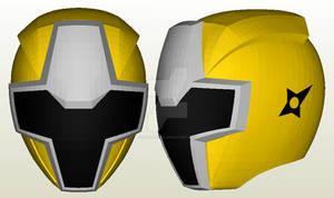 KiNinger Helmet Papercraft