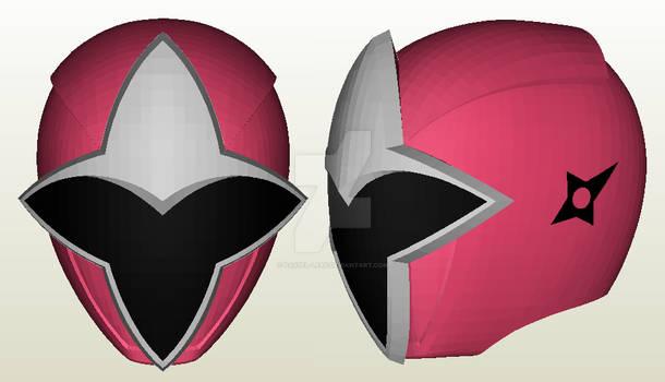 MomoNinger Helmet Papercraft