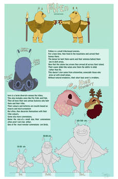 Fohlen [Species Guide]