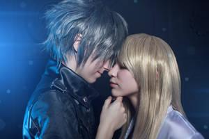 Final Fantasy XV by Allen-Jiyu