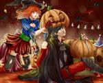 Happy Halloween_Dean+Lera