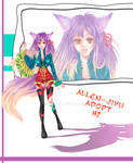 Adoptable Auction #2_Fox-tyan {CLOSED}