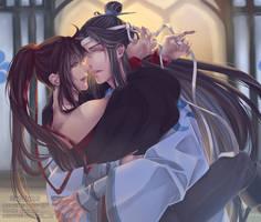 MoDaoZuShi #20_HB to LWJ! by Allen-Jiyu