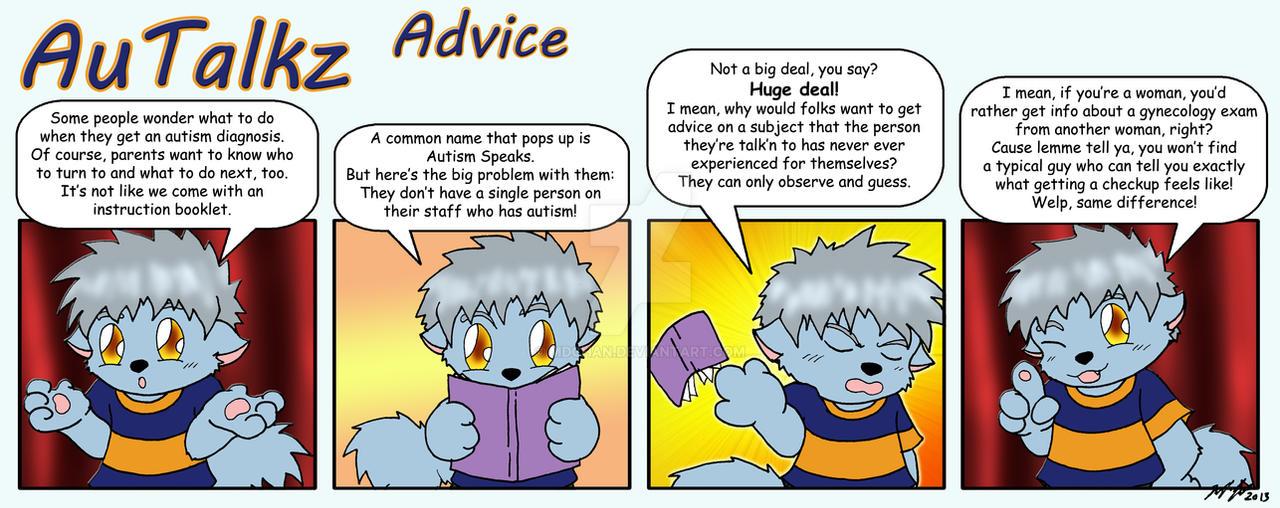 AuTalkz - Advice by mdchan