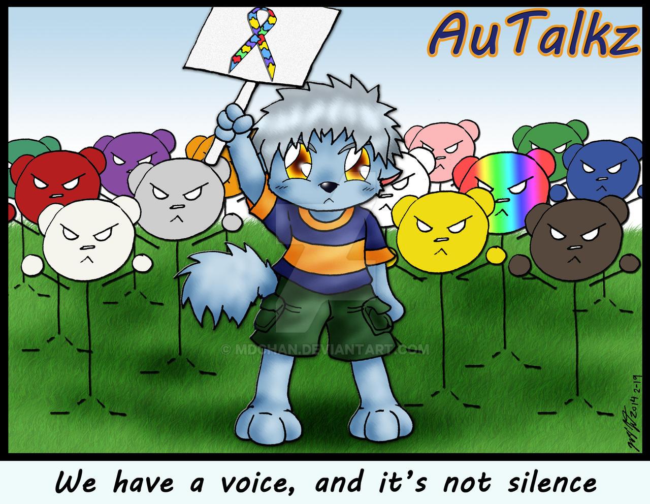 AuTalkz - Voice by mdchan