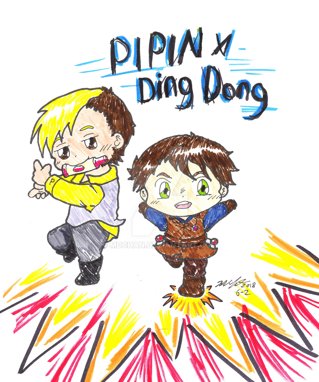 DCA - Adventures of Pippin and Dingdong by mdchan on ...
