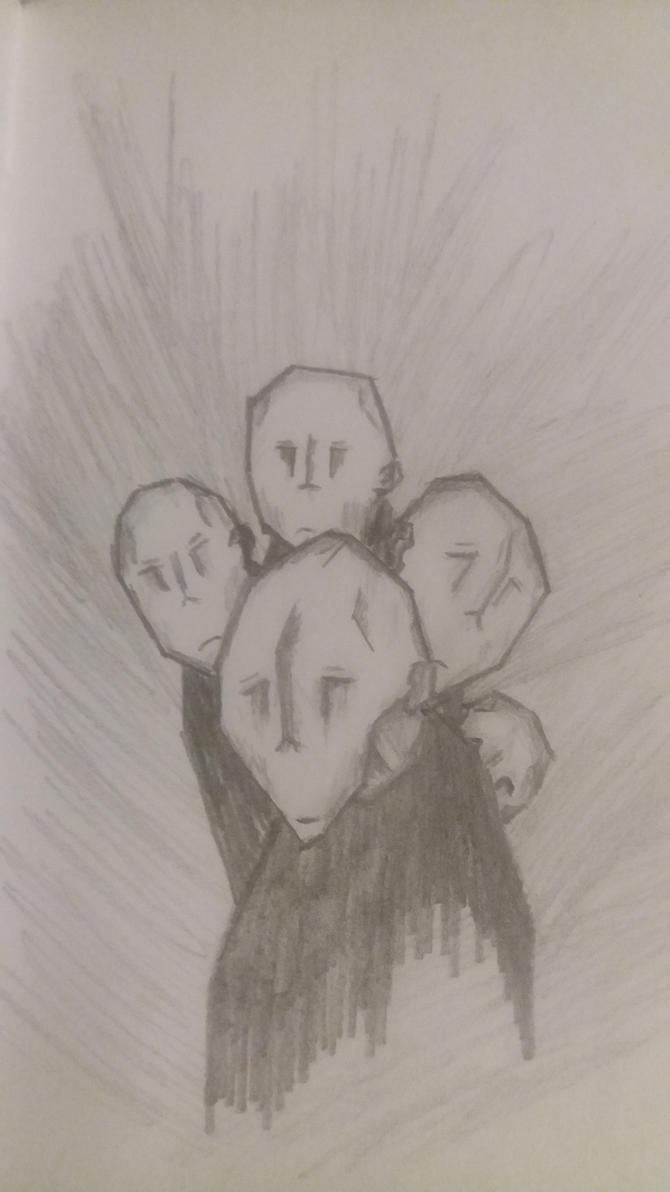 Making faces by Zagot