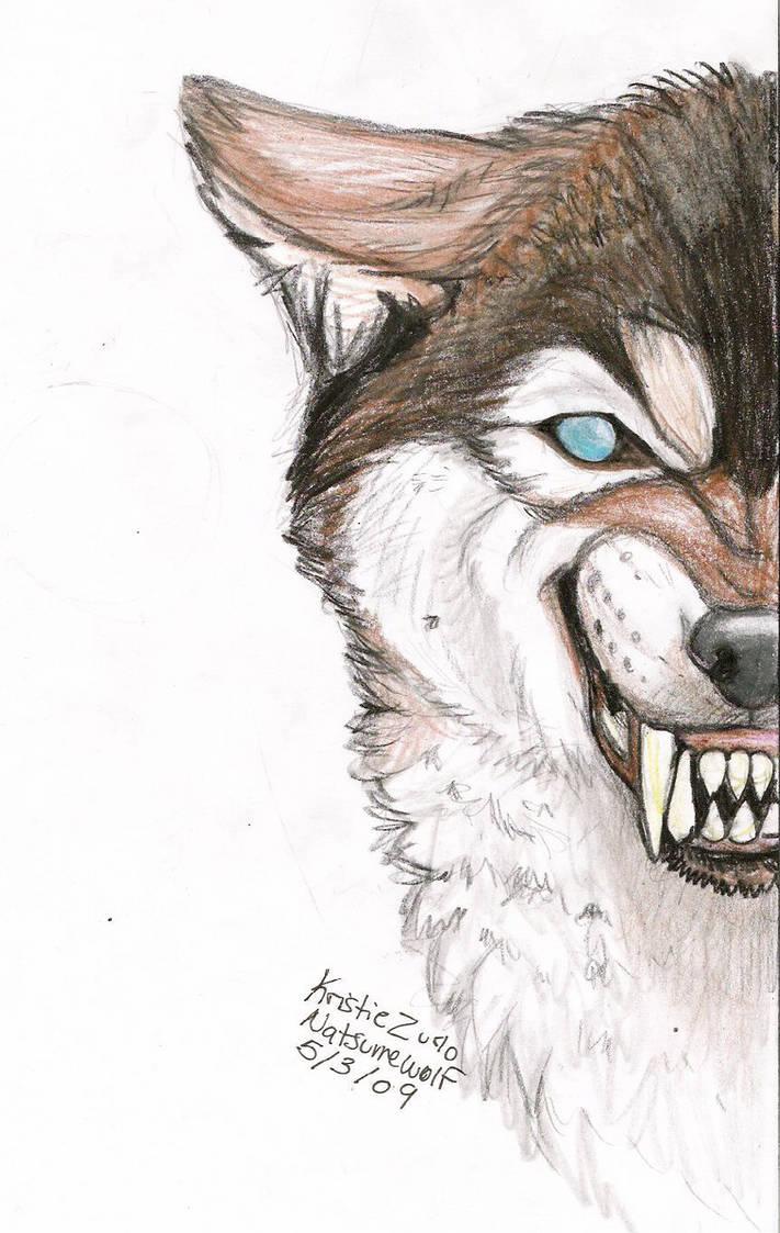Открытки, крутые рисунки волков карандашом легко милый