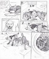 Wolf's Rain Next Generation11 by NatsumeWolf