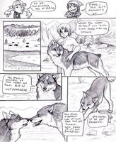 Wolf's Rain Next Generation32 by NatsumeWolf