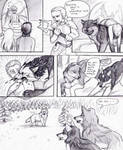 Wolf's Rain Next Generation45 by NatsumeWolf