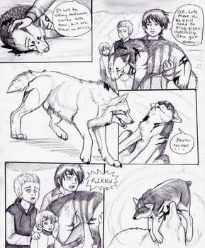 Wolf's Rain Next Generation50 by NatsumeWolf