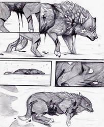 Wolf's Rain Next Generation254 by NatsumeWolf