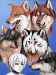 Wolf's Rain NG Gang