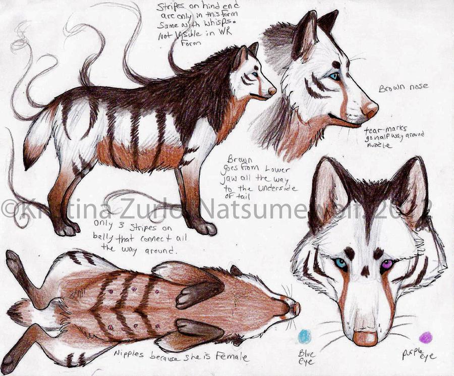 Natsumewolf by NatsumeWolf