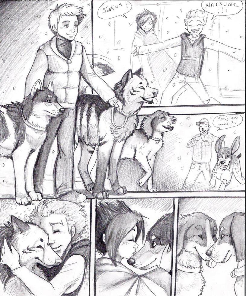 Wolf's Rain Next Generation375 by NatsumeWolf