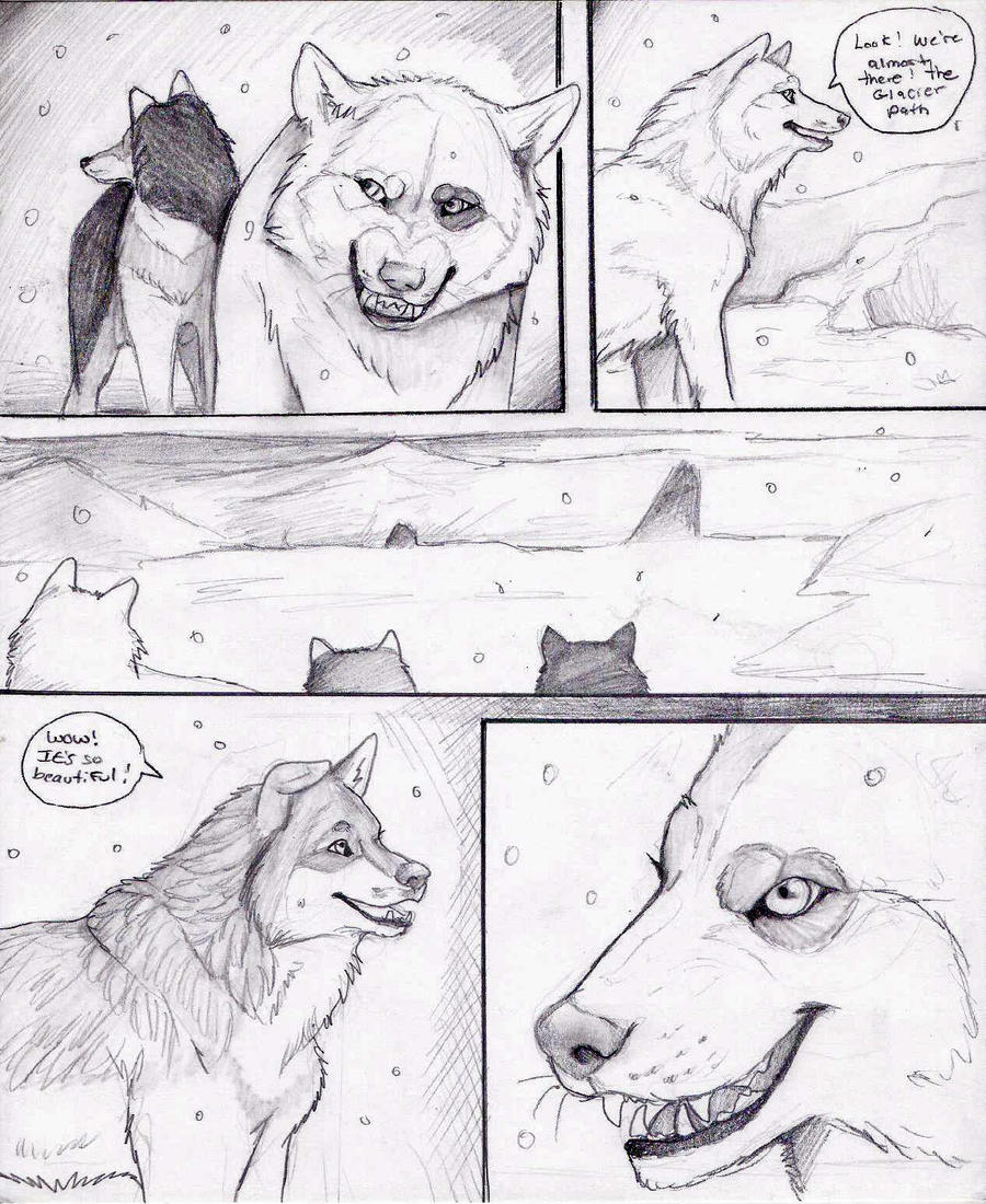 Wolf's Rain Next Generation391 by NatsumeWolf