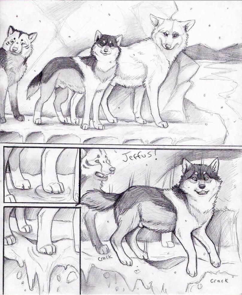 Wolf's Rain Next Generation392 by NatsumeWolf