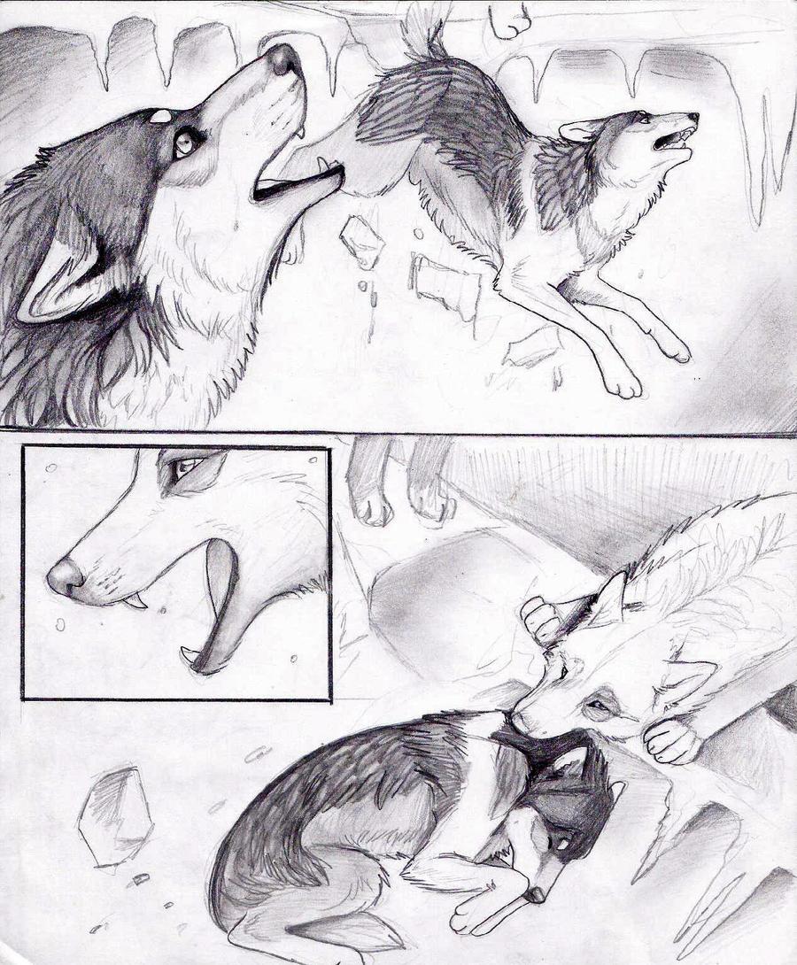 Wolf's Rain Next Generation393 by NatsumeWolf