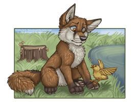 Fox and Peep