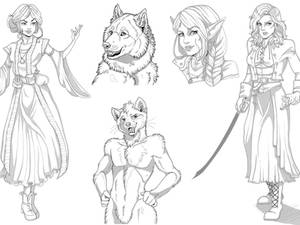 Sketchs ( special offers complete )