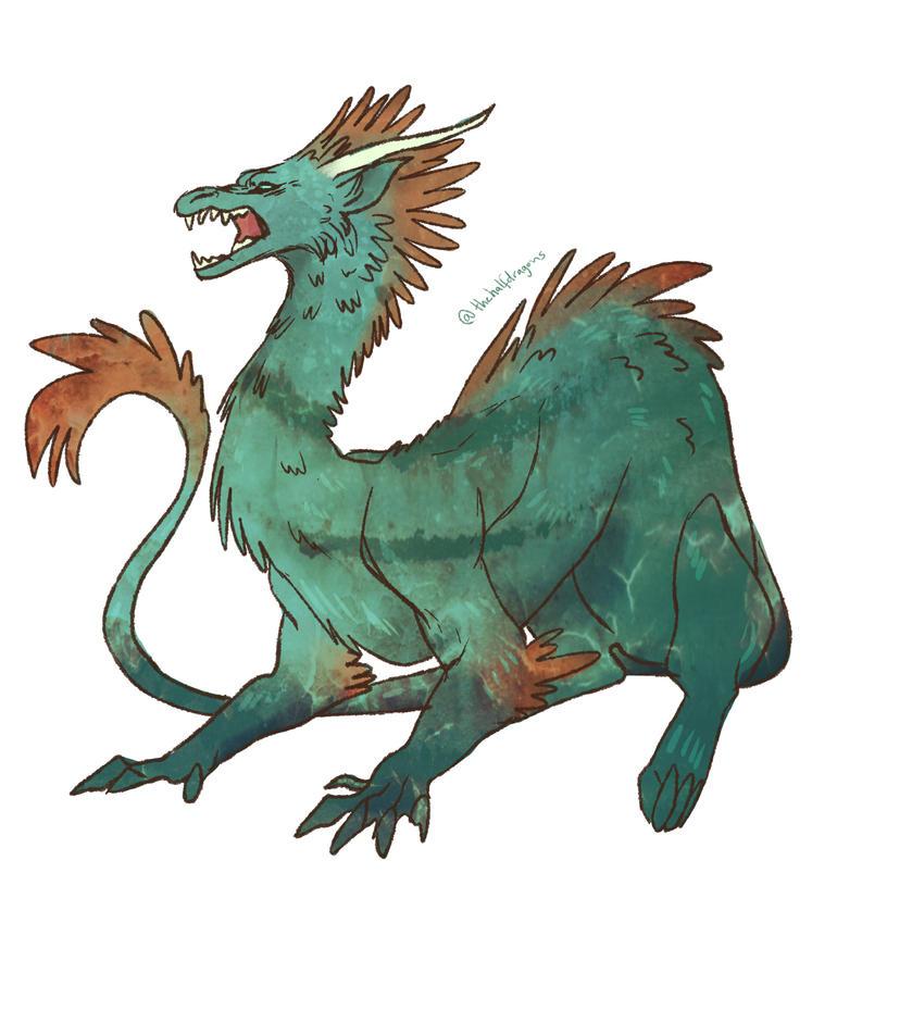 DRagon by dragonjos
